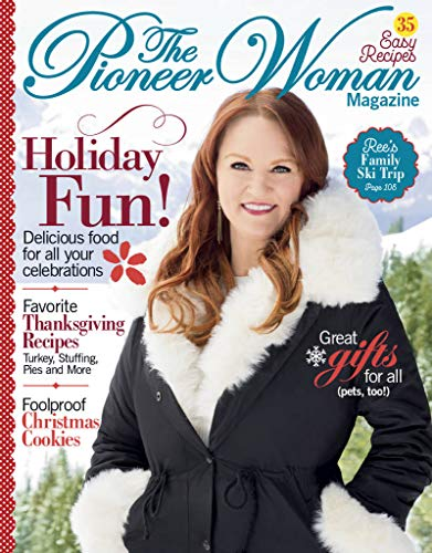 Womans Magazine - The Pioneer Woman Magazine