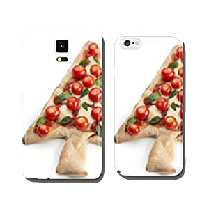 pizza in the shape of Christmas tree cell phone cover case iPhone6 Plus