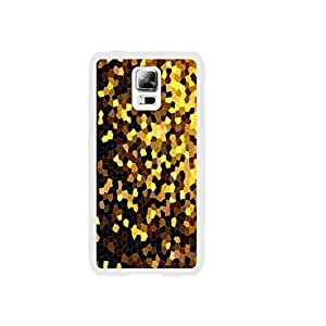 Cool Sparkling Geometric Dots Samsung Galaxy S5 I9600 Cell Phone Plastic Case Cover Girls Customized