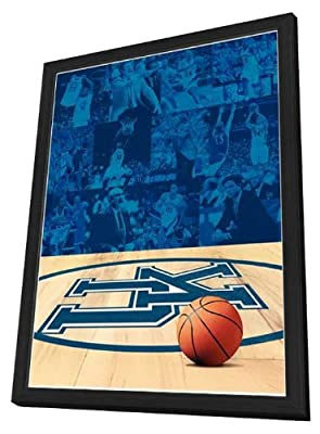 The History of University of Kentucky Basketball - 27 x 40 Framed Movie Poster