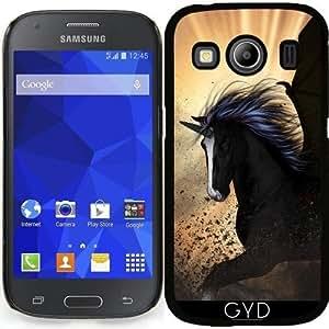 Funda para Samsung Galaxy Ace 4 (SM-G357) - El Unicornio Oscuro by nicky2342