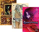 Gankutsuou: The Count of Monte Cristo Graphic Novel Set Vol.1-3