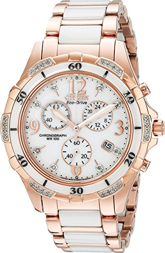 Citizen Watches Womens FB1233-51A Ceramic