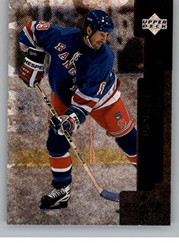 1997-98 UD Black Diamond Hockey Hockey #144 Wayne Gretzky New York ()