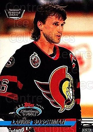 Laurie Boschman Hockey Card 1993-94 Stadium Club Members Only (base . df9089442