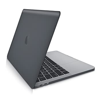 kwmobile Carcasa dura de laptop compatible con Apple MacBook Pro ...