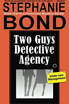 Two Guys Detective Agency 0989042936 Book Cover