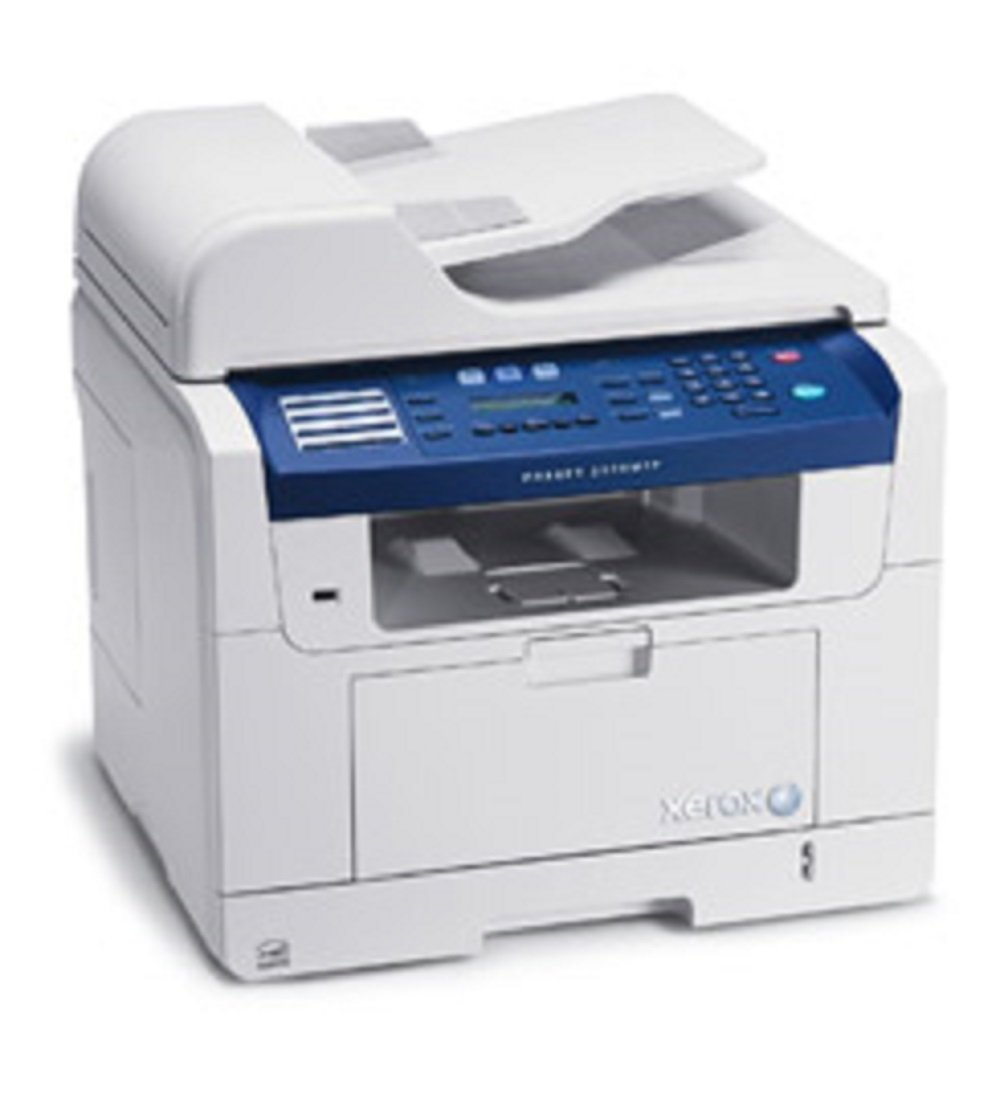 Amazon.com: XEROX Phaser 3300MFP Monochrome All-in-One Printer- Refurbished  By Xerox - 90 DAY ON SITE XEROX WARRANTY - Delivery Included: Electronics