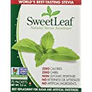 Wisdom Natural Brands - SweetLeaf Stevia Sweetener 70 packets 2.5oz(Pack of 2)