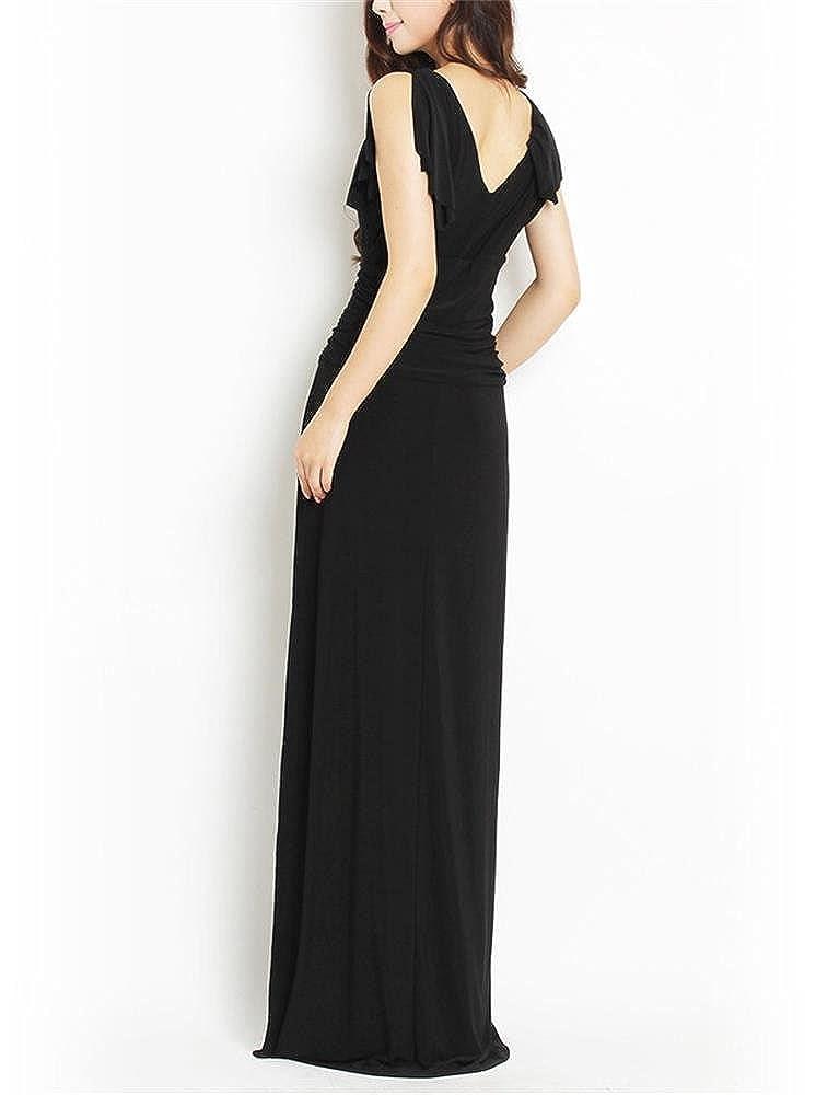 SZ16-52 Angel/&Lily V-Neck Waist Banquet Extra Long Dress plus1x-10x