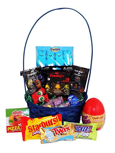 Five-Nights-at-Freddy-s-Easter-Themed-Candy-and-Toy-Gift-Basket
