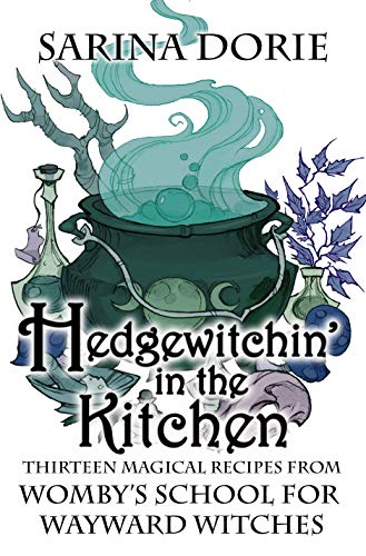 Hedgewitchin' in the Kitchen Cover