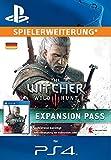 The Witcher 3: Wild Hunt Expansion Pass [Zusatzinhalt] [PS4 PSN Code - deutsches Konto]