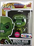 "POP! is a crossover vinyl figure series by Funko and other famous franchises such as Disney, Pixar, DC Comics, Marvel Comics, Star Wars, Simpsons, South Park, Uglydoll, etc. Each POP! figure is about ~3"" to ~5"" tall and crafted in a Japanese anime..."