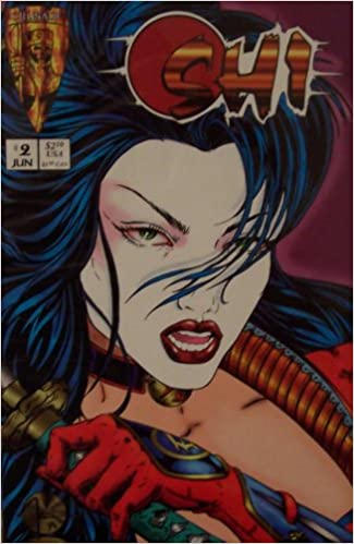 The Way of the Warrior #2 Details about  /Shi June 1994