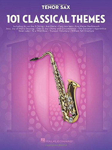 (101 Classical Themes for Tenor Sax)