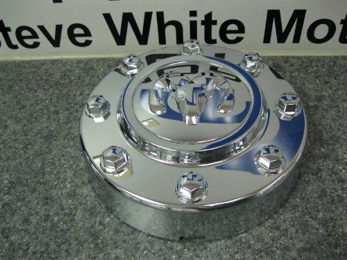 Wheel Front Oem - 2011 2012 DODGE RAM 3500 DUALLY FRONT WHEEL CENTER CAPS CAP MOPAR OEM