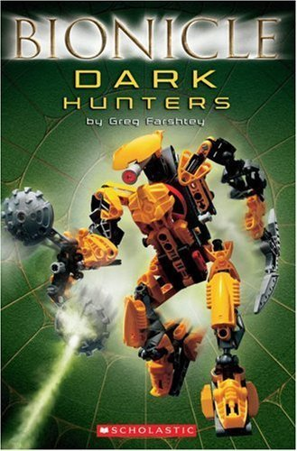 Bionicle: Dark Hunters by Inc Scholastic ()
