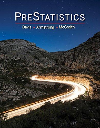 PreStatistics