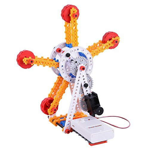 Sakiyr 88PCS Electric Ferris Wheel Block Kit Blocks Toy Creative and Educational Blocks Toys