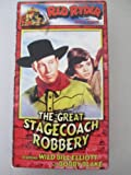 Great Stagecoach Robbery [VHS]