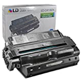 LD © Remanufactured Black Laser Toner Cartridge for Hewlett Packard (HP) C4182X (82X), Office Central