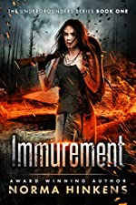 Immurement: The Undergrounders Series Book One (A Young Adult Post-apocalyptic Dystopian Thriller)