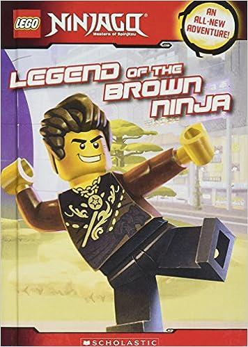 Legend Of The Brown Ninja (Turtleback School & Library ...