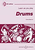 Learn as You Play Drums (Learn as You Play Series)