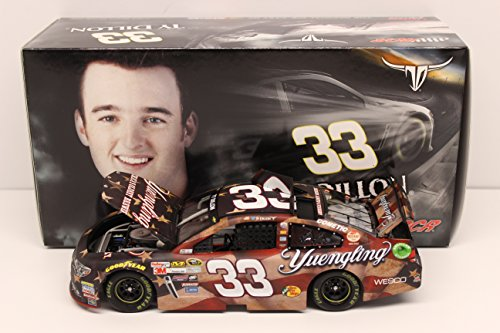Lionel Racing Ty Dillon #33 Yuengling America'S Oldest Brewery 2015 Chevrolet SS 1:24 Scale Arc Hoto Offical Diecast of Nascar Vehicle (Yuengling Brewery)