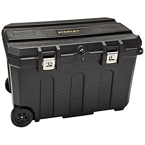 lockable storage containers plastic