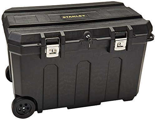 Mobile Storage Containers - Stanley 037025H 50 Gallon Mobile Chest