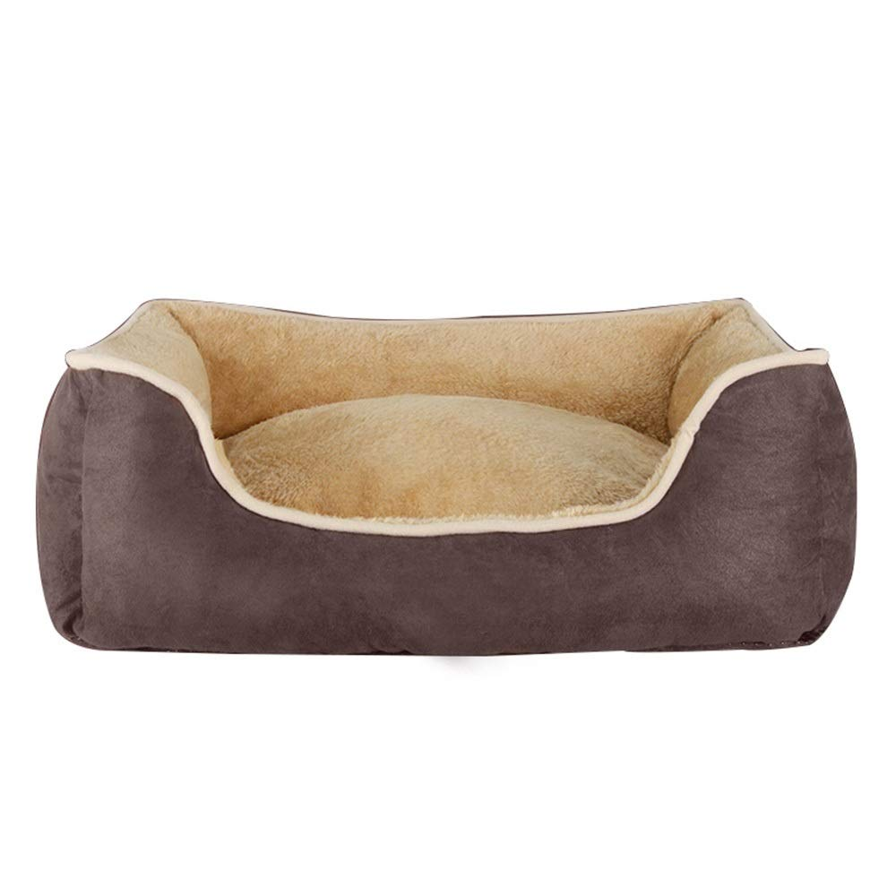1001-XL Waterproof Pet Nest Removable and Washable Four Seasons Universal Pet Mat Kennel Big Middle Puppies Four Seasons Warm Supplies (color   1001-XL)