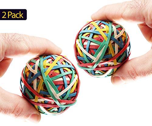 Rubber Band Ball, 2.5