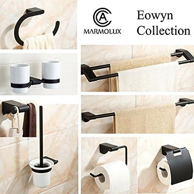 MARMOLUX ACC Bathroom Accessories Bath Towel Bar hardware holders 17900BL Eowyn Series