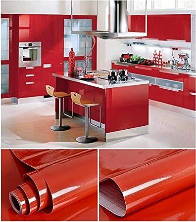 armario encimera purpurina para cocina iridiscente Papel de contacto de vinilo autoadhesivo de 40 cm x 6 m muebles
