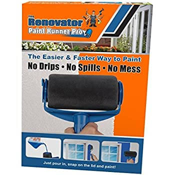 paint runner pro by renovator no prep no mess simply. Black Bedroom Furniture Sets. Home Design Ideas