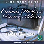 The Curious Habits of Doctor Adams | Jane Robins