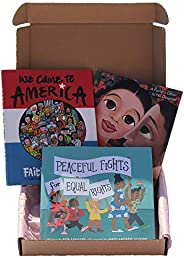 The Equal Opportunity Book Box - Diverse Picture Book Subscription