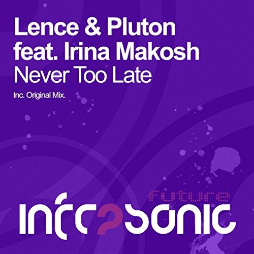 Lence and Pluton Feat. Irina Makosh Irinia Makosh Circles