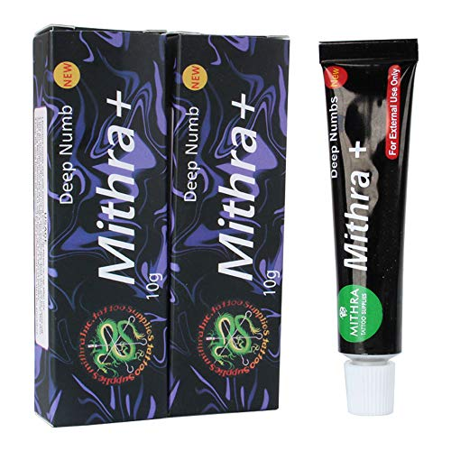 Mithra Tattoo Numbing Cream Review