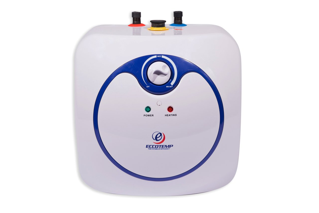 Eccotemp EM-4.0 Electric 4.0-Gallon Mini Tank Water Heater by Eccotemp