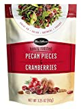 Mrs. Cubbison's Honey Roasted Pecan Pieces & Cranberries (Pack of 9)