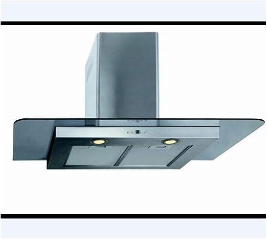 Campana extractora Optima Glass 60/90 cm – Dimensiones: 90 cm de ancho: Amazon.es: Hogar