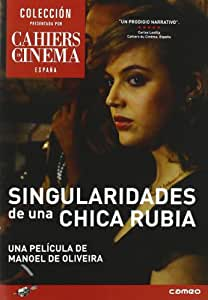 Singularidades De Una Chica Rubia [DVD]
