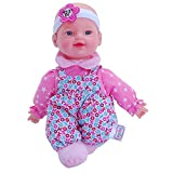 Goldberger Doll Mfg. Baby's First 11 Inch Doll Tumble Tots Pink by Goldberger Doll Mfg. Co.