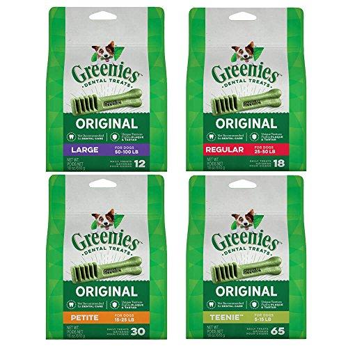 Greenies Dental Chew, Teenie 12oz bag