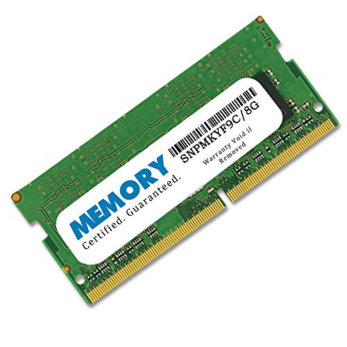 Arch Memory 8GB Replacement for Dell SNPMKYF9C/8G A9210967 260-Pin DDR4 So-dimm RAM for Dell Inspiron 15 5567