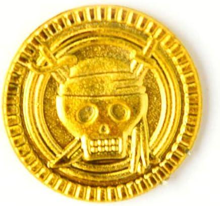 20 Unidades de Monedas de Oro Pirata de la Marca houzhi, Tesoro ...