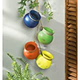 Round Pot Planter (Set of 4)